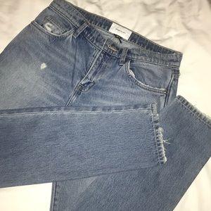 Current/Elliott Jeans - CURRENT/ELLIOTT slim-fit jeans